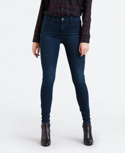 Levi's 720 High Rise Super Skinny Jeans Like Totally