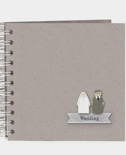East of India Wedding Guest Book