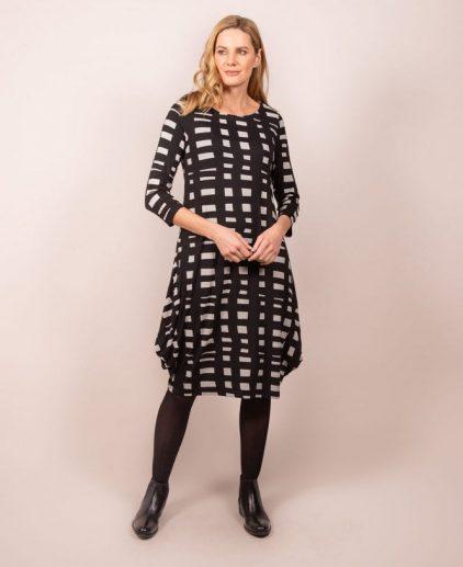Capri Geo Print Dress GEO4612