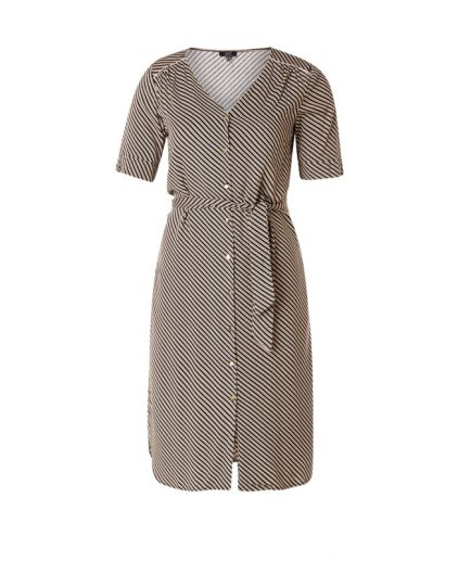 Lightweight button through dress