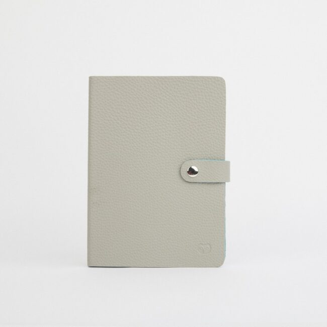 Vegan friendly notebook with cover